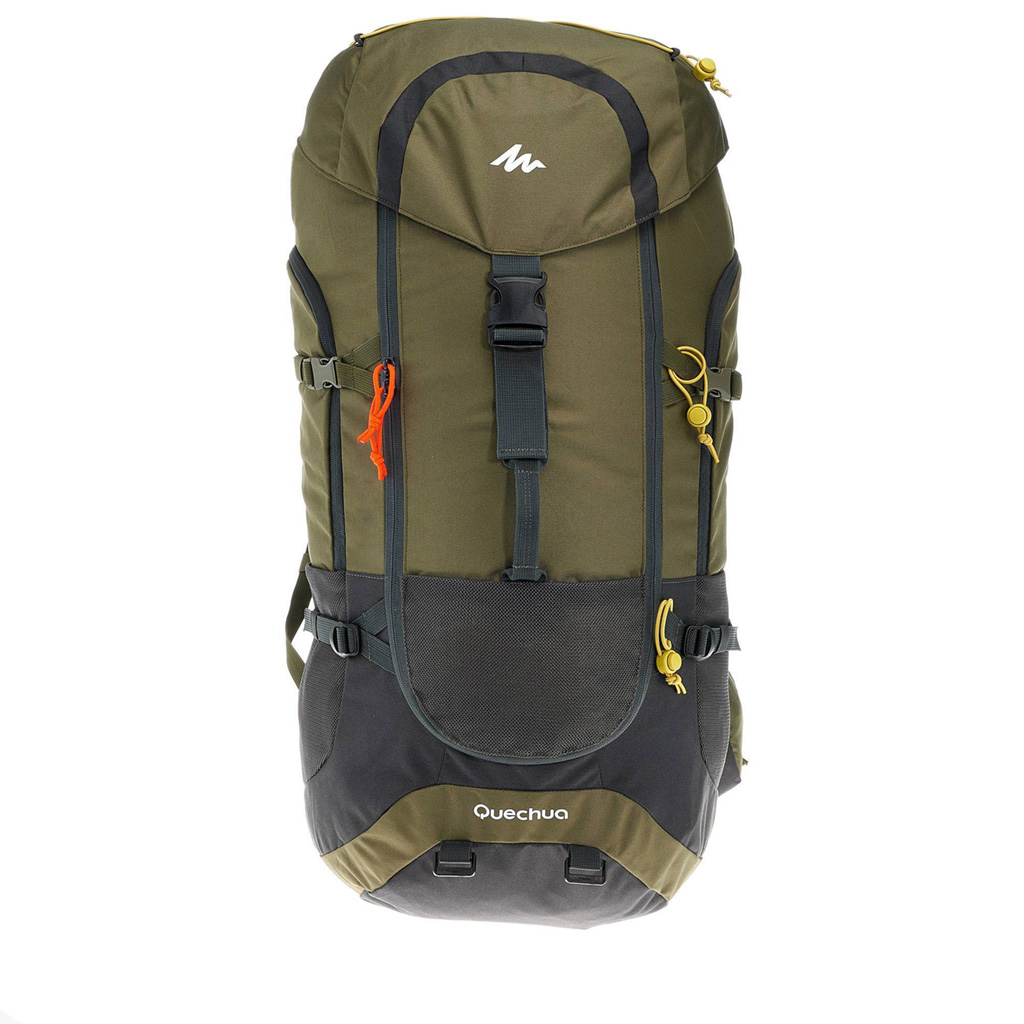21287c76b Forclaz 50 Trekking Backpack Grey Review
