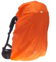 Rent Quechua trekking backpack rain cover waterproof (1)
