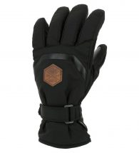 Rent Quechua trekking gloves snow water resistant(1)