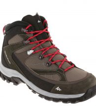 Waterproof Quechua Trekking Shoes - Men (1)