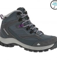 Rent Waterproof Quechua Trekking Shoes - Women (1)